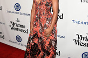 Kelly Rowland Evening Dress