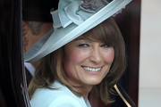 Carole Middleton Medium Straight Cut