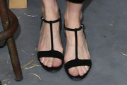 Lauren Santo Domingo Strappy Sandals