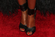 Kelly Rowland Peep Toe Pumps