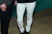 Michelle Rodriguez Skinny Pants
