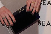 Claire Foy Hard Case Clutch
