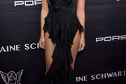 Kourtney Kardashian Corset Dress