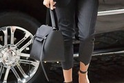 Rosie Huntington-Whiteley Single Strap Tote