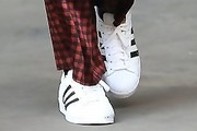 Lorde Leather Sneakers