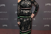 Jane Fonda Lace Dress
