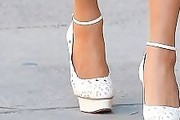 Paris Hilton Platform Pumps
