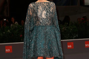 Berenice Bejo Beaded Dress