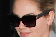 Kate Upton Square Sunglasses