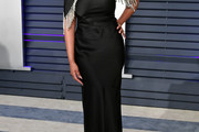 Jennifer Hudson Beaded Dress