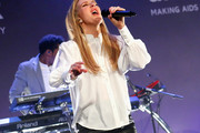 Ellie Goulding Loose Blouse