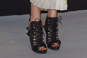 Gemma Ward Ankle Boots