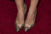 America Ferrera Evening Pumps