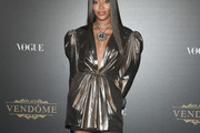 Naomi Campbell Mini Dress