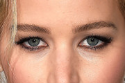 Jennifer Lawrence Smoky Eyes