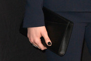 Evan Rachel Wood Leather Clutch