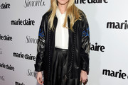 Whitney Port Skirt Suit