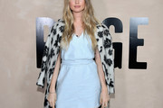 Behati Prinsloo Denim Dress