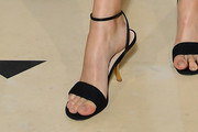 Shailene Woodley Strappy Sandals