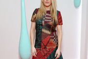 Ellie Goulding Print Dress