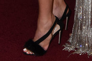 Kylie Jenner Evening Sandals