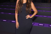 La La Anthony Form-Fitting Dress