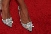 Halle Berry Evening Pumps