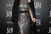 Kelly Osbourne Lace Dress