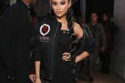 Shay Mitchell Bomber Jacket