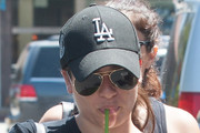 Lea Michele Team Baseball Cap