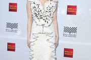 Emma Stone Lace Dress