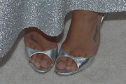 Lea Michele Evening Sandals