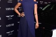 Samira Wiley Midi Dress