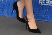 Teresa Palmer Evening Pumps