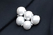 Kate Middleton Pearl Brooch