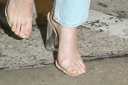 Kendall Jenner Strappy Sandals