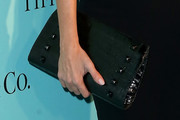 Sofia Vergara Studded Clutch