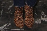 Lena Dunham Lace Up Boots