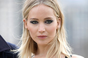 Jennifer Lawrence Medium Straight Cut