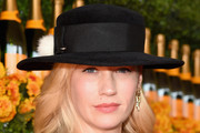 January Jones Porkpie Hat