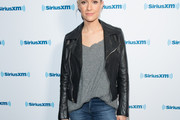 Kristin Cavallari Leather Jacket