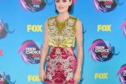 Lucy Hale Cutout Dress