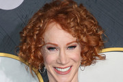 Kathy Griffin Curled Out Bob