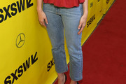 Mandy Moore Classic Jeans