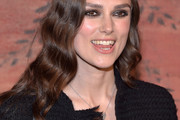 Keira Knightley Retro Hairstyle