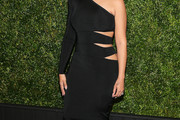 La La Anthony Cutout Dress