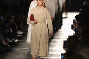 Lauren Hutton Trenchcoat
