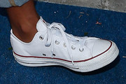 Kelly Rowland Canvas Sneakers