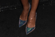 Naomie Harris Evening Pumps