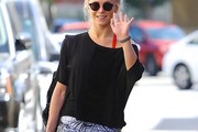 Julianne Hough Loose Top